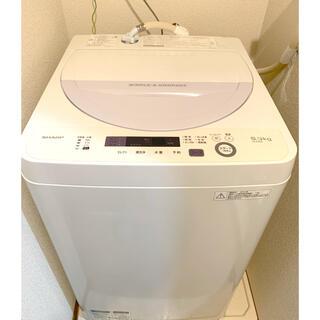 SHARP - SHARP(シャープ)洗濯機 5.5㎏