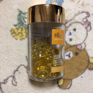 エリップス(ellips)のellipsエリップヘアトリートメント イエロー 35粒(オイル/美容液)
