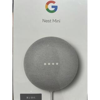 Google - グーグルホームネストミニ