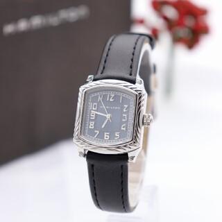 ハミルトン(Hamilton)の正規品【新品電池】HAMILTON 061112/ネイビー 動作品 人気モデル(腕時計)