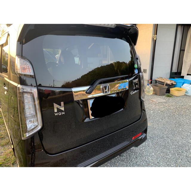 ホンダ(ホンダ)の平成26年ホンダ N ワゴン カスタムG.Aパッケージ 自動車/バイクの自動車(車体)の商品写真