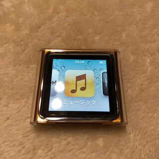 Apple - iPod nano 8G オレンジ