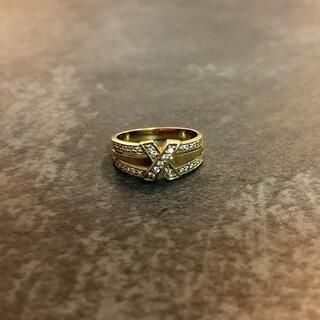 アヴァランチ(AVALANCHE)のリング 指輪 K10 イエローゴールド アバランチ(リング(指輪))