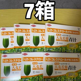 大正製薬 - ヘルスマネージ 大麦若葉 青汁 キトサン 7箱