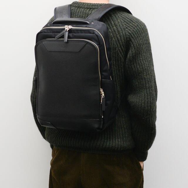 master-piece(マスターピース)の【master-piece】バックパック AVENUE ネイビー メンズのバッグ(バッグパック/リュック)の商品写真