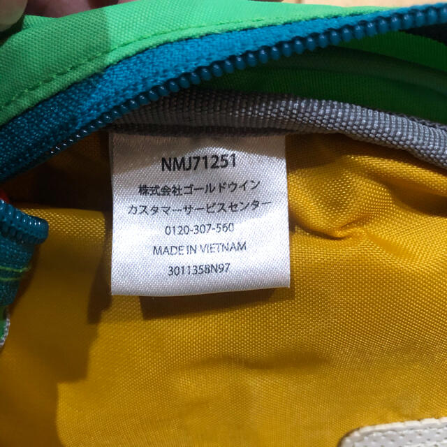 THE NORTH FACE(ザノースフェイス)のTHE NORTH FACE  SMALL DAY キッズ/ベビー/マタニティのこども用バッグ(リュックサック)の商品写真