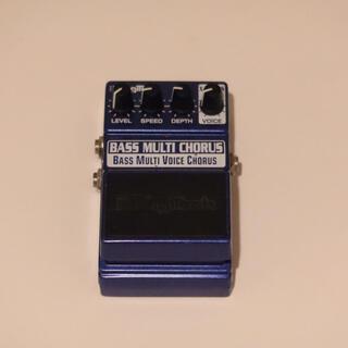 Digitech Bass multi chorus コーラス(ベースエフェクター)