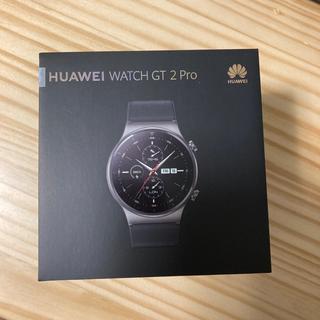 HUAWEI - HUAWEI ファーウェイ HUAWEI WATCH GT 2 Pro