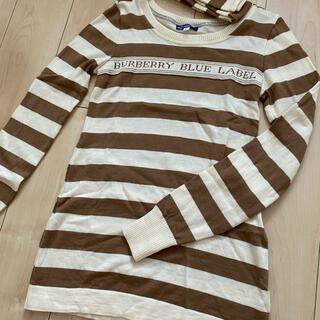 BURBERRY BLUE LABEL - バーバリーブルーレーベル セーター