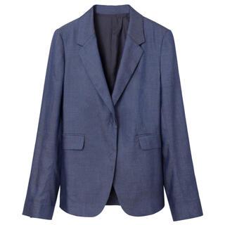 LE CIEL BLEU - タグ付 テーラードジャケット ブルー
