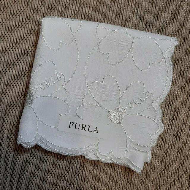 Furla(フルラ)のフルラ ハンカチ レディースのファッション小物(ハンカチ)の商品写真