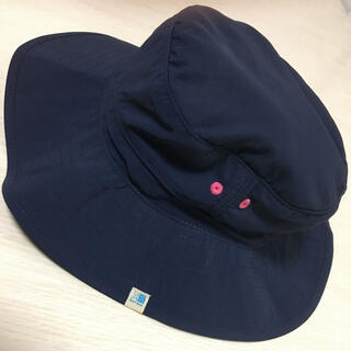 カリマー(karrimor)の☆カリマー☆ karrimor 登山 帽子 紺 M(登山用品)