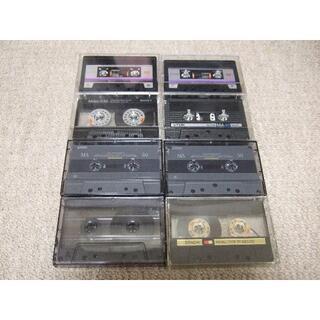 マクセル(maxell)の中古メタルテープ 46分×4巻 50分×4巻(その他)