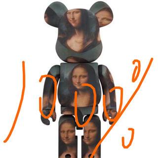 メディコムトイ(MEDICOM TOY)のBE@RBRICK Mona Lisa モナリザ 1000% (その他)