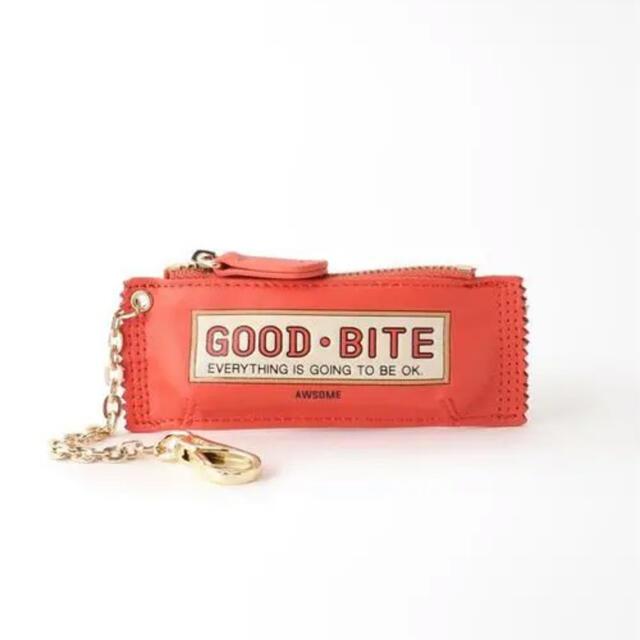 DEUXIEME CLASSE(ドゥーズィエムクラス)のGOOD GRIEF グッド グリーフ GOOD BITE MINI CASE レディースのファッション小物(キーホルダー)の商品写真