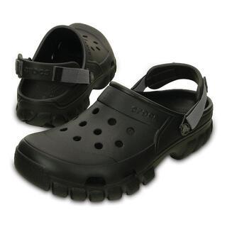 crocs - 27cm クロックス オフロード スポーツ クロッグ ブラック