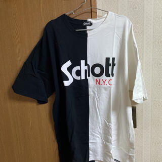 ショット(schott)のschott ショット Tシャツ(Tシャツ/カットソー(半袖/袖なし))