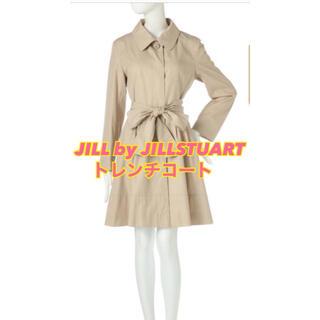 ジルバイジルスチュアート(JILL by JILLSTUART)のJILL by JILLSTUART トレンチコート(トレンチコート)