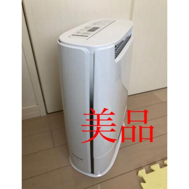 Panasonic(パナソニック)の2019年製 PANASONIC F-YZS60 衣類乾燥除湿機 取扱説明書付き スマホ/家電/カメラの生活家電(衣類乾燥機)の商品写真