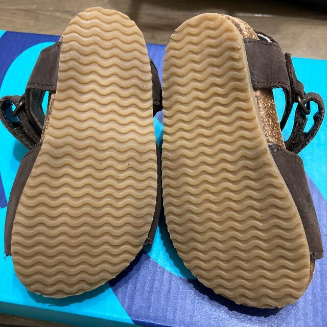Jacadi(ジャカディ)のパリ サンダル ジャカディ  インポート 靴 キッズ キッズ/ベビー/マタニティのベビー靴/シューズ(~14cm)(サンダル)の商品写真