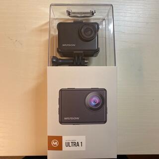 ゴープロ(GoPro)のMuson ULTRA1 アクションカメラ(コンパクトデジタルカメラ)
