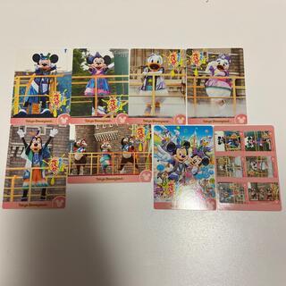 ディズニー(Disney)のディズニー夏祭り2017 カード(その他)