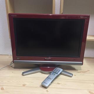 アクオス(AQUOS)のシャープ SHARP AQUOS アクオス 液晶テレビ 20インチ(テレビ)