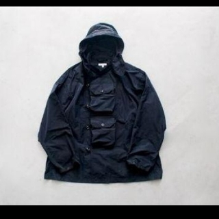 Engineered Garments - エンジニアドガーメンツ MT Jacket -Memory Polyester