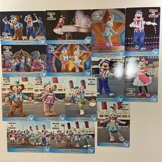 ディズニー(Disney)のディズニーコレクションカード ステップ・トゥ・シャイン(その他)