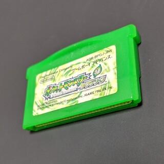 ポケモン(リーフグリーン)(携帯用ゲームソフト)