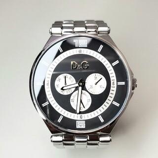 ドルチェアンドガッバーナ(DOLCE&GABBANA)のドルガバ 「カールソン」CARSON メンズ腕時計 D&G(腕時計(アナログ))