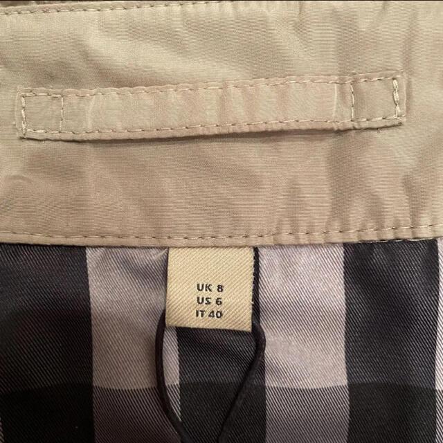 BURBERRY(バーバリー)のBURBERRY バーバリー ナイロン トレンチコート  新品タグ付き未使用品 レディースのジャケット/アウター(トレンチコート)の商品写真