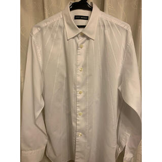 イッセイミヤケ(ISSEY MIYAKE)のISSEY MIYAKE 白シャツ(シャツ)