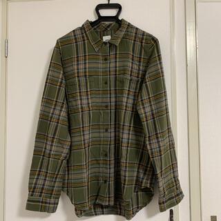 ヴァンズ(VANS)のVANS チェックシャツ (シャツ)
