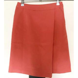 BOSCH - ≪Sサイズ≫【送料込み1,300円】ボッシュ 朱色 フレアスカート