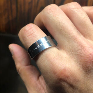 ジバンシィ(GIVENCHY)のGIVENCHY スプーンリング 16号(リング(指輪))