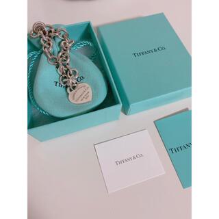 Tiffany & Co. - Tiffany リターン トゥ ティファニー™ ハートタグチャーム ブレスレット