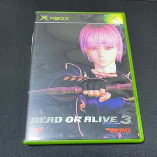 エックスボックス(Xbox)のdoa2 xbox(家庭用ゲームソフト)