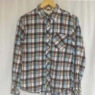 トミー(TOMMY)のTOMMY トミー チェックネルシャツ c-42g(シャツ)