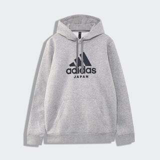 アディダス(adidas)の★アディダス パーカートレーナー グレー O(パーカー)
