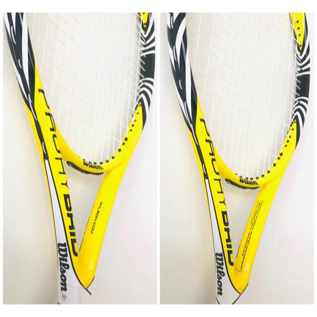 wilson(ウィルソン)の【新品】ウィルソン『プロハイブリッド PROHYBRID』海外限定テニスラケット スポーツ/アウトドアのテニス(ラケット)の商品写真