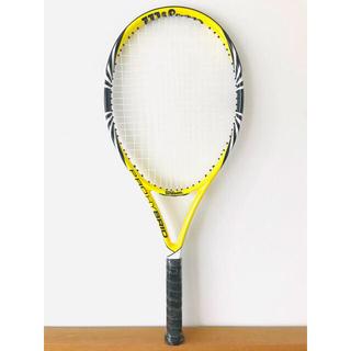 ウィルソン(wilson)の【新品】ウィルソン『プロハイブリッド PROHYBRID』海外限定テニスラケット(ラケット)