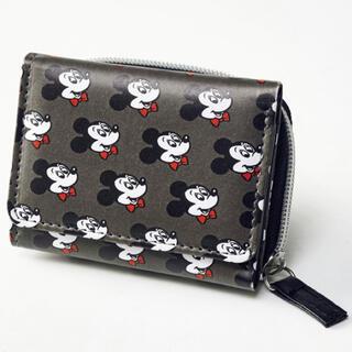 ミッキーマウス - mini 2021年3月号 付録 ミッキーマウス ミニ財布