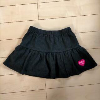 ALGY黒スカート(スカート)