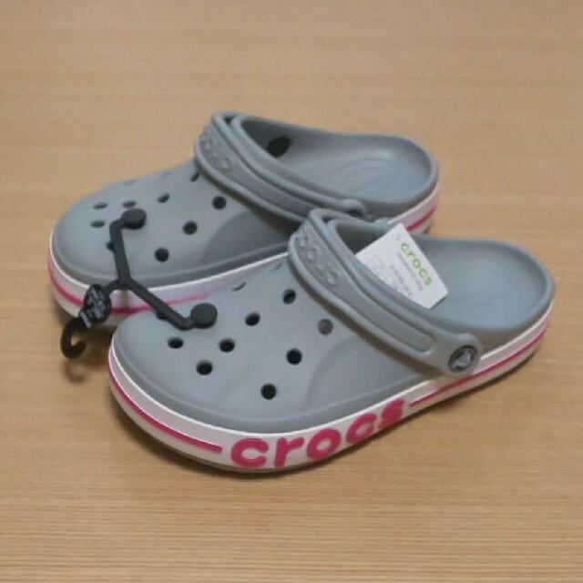 crocs(クロックス)の23cm クロックス 新品 レディースの靴/シューズ(サンダル)の商品写真