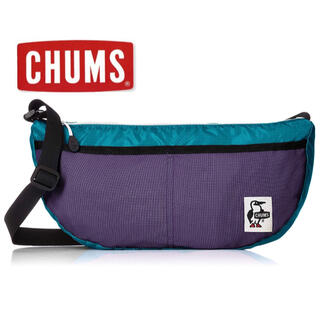 CHUMS - 新品タグ付き CHUMS  パッカブルバナナショルダー 定価4180円②