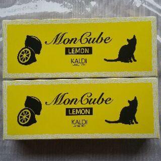 カルディ(KALDI)のカルディ レモンキューブ レモン 猫の日(菓子/デザート)