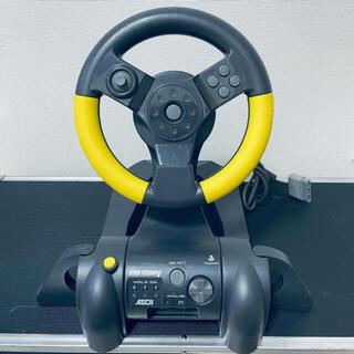 PlayStation - プレイステーション専用コントローラー ハイパーステアリングV