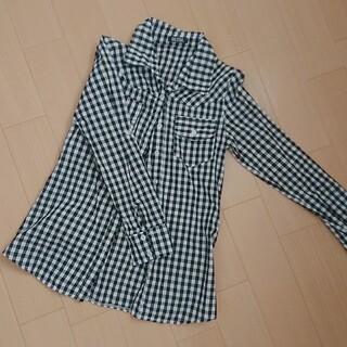 ギャルスター(GALSTAR)のギンガムチェックシャツ(シャツ/ブラウス(長袖/七分))