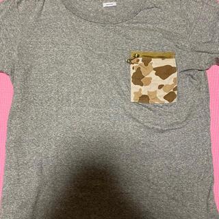 ヴィスヴィム(VISVIM)のvisvim ヴィズヴィム ビズビム ポケットTシャツ(Tシャツ/カットソー(半袖/袖なし))
